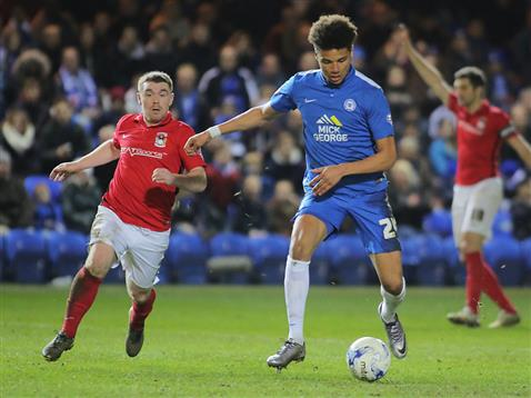 Lee Angol v Coventry 2