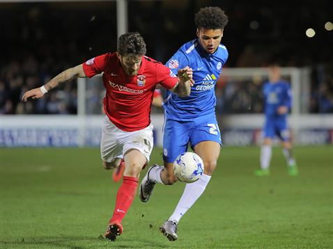 Lee Angol v Coventry