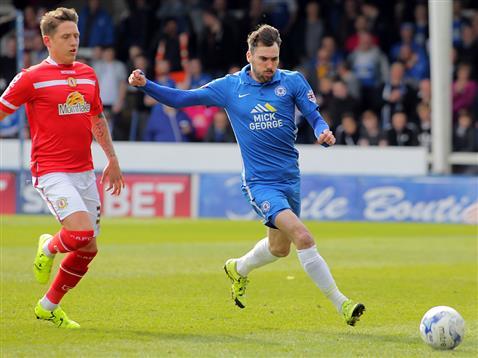 Michael Smith v Crewe