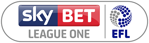 Sky Bet EFL League One oval-type logo