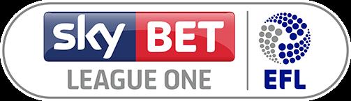 Sky Bet EFL League One oval-type logo