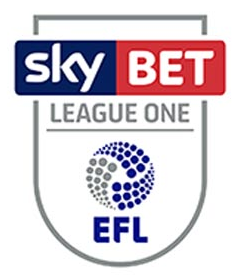 Sky Bet EFL League One shield-type logo