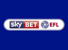 Sky Bet EFL oval-type logo