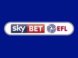 Sky Bet EFL oval-type logo