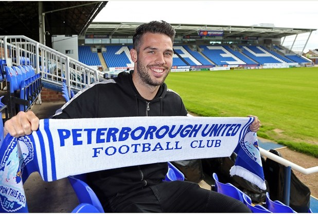 Brad Inman signs 3-year deal for Posh from Crewe - 26-06-2016