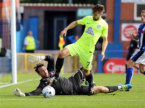 Gwion Edwards v Rochdale