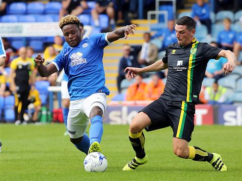 Jermaine Anderson v Norwich 2
