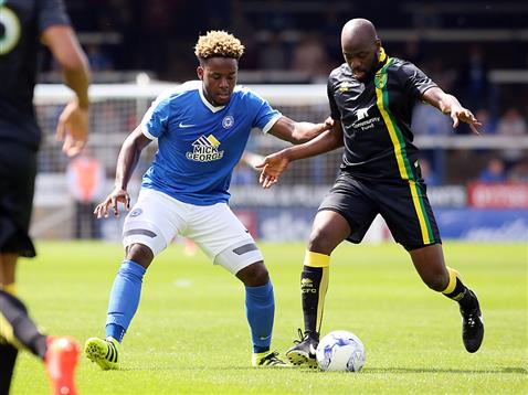 Jermaine Anderson v Norwich