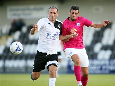 Joe Gormley v Boreham Wood