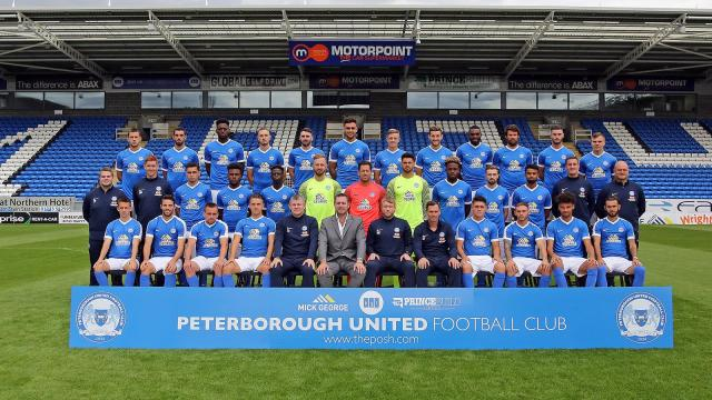 Peterborough United 2016-2017