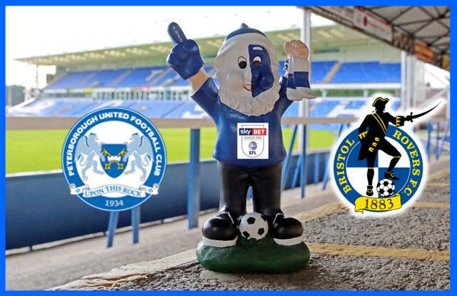 Posh v Bristol Rovers - Sky Bet EFL L1