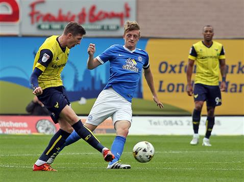 Chris Forrester v Oxford