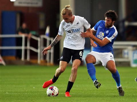 Michael Smith v Swansea 2