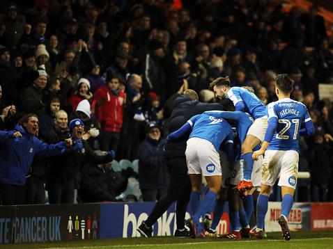 grant-mccann-celebrates-with-the-posh-players-v-gillingham