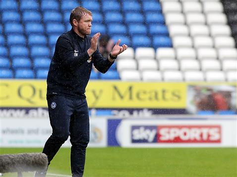 Grant McCann v Swindon