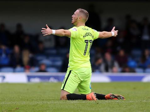 marcus-maddison-celebrates-his-goal-v-southend