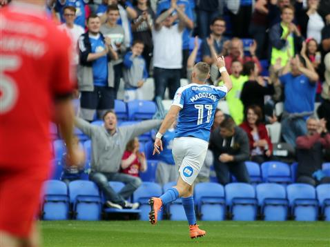 marcus-maddison-celebrates-his-goal-v-walsall
