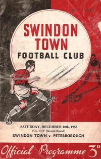 1955-12-10-swindon-town-1-1-posh-fa-cup-2nd-round-programme