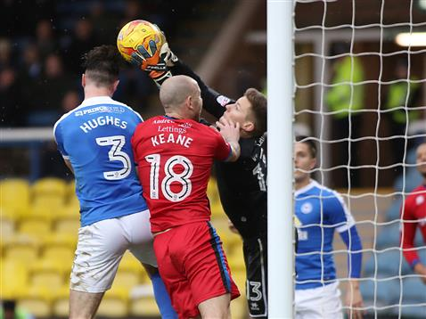 andrew-hughes-fails-to-get-his-head-to-the-ball-v-rochdale